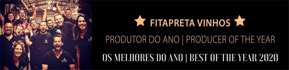 FITAPRETA Vinhos – Producer of the year
