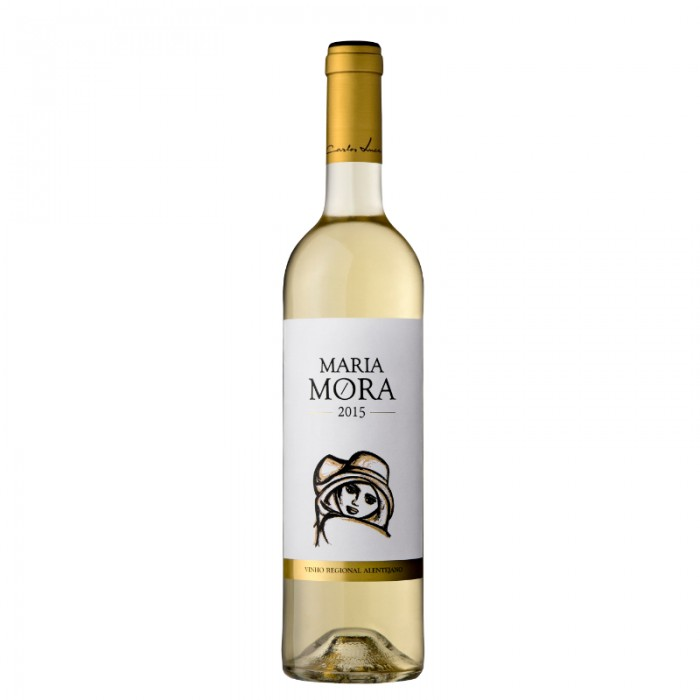 MARIA MORA WHITE