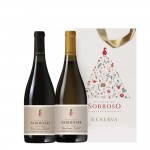 HERDADE DO SOBROSO BARRIQUE SELECT RED AND WHITE RESERVE  010SET