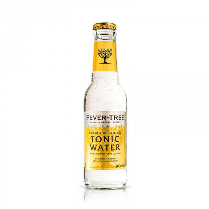TONIC WATER FEVER-TREE (24x0,20L)
