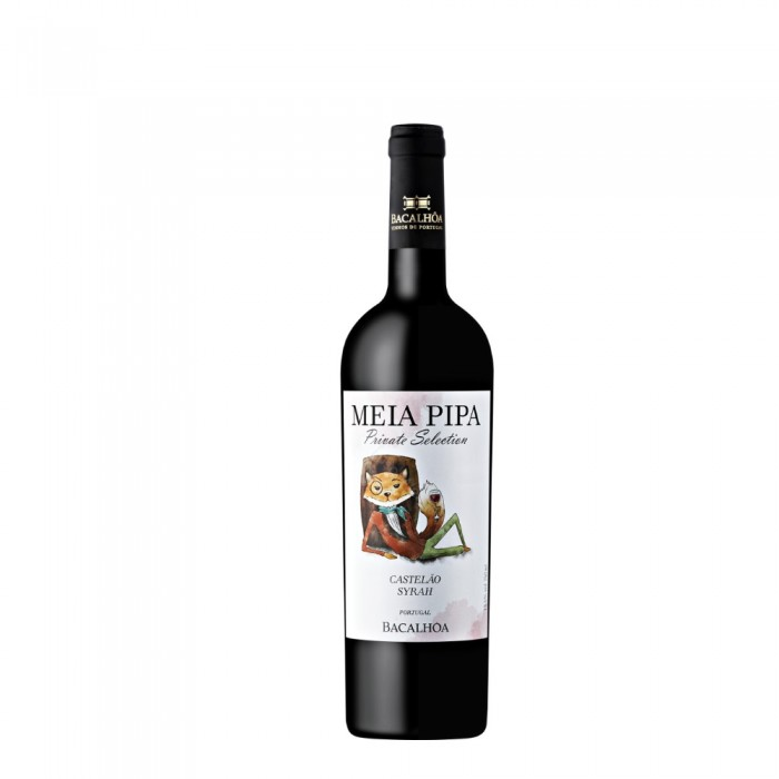 MEIA PIPA PRIVATE SELECTION RED WINE
