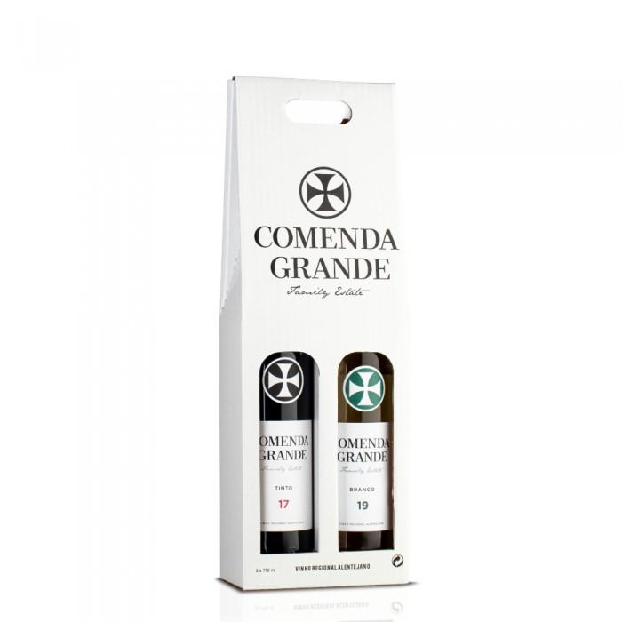 PACK COMENDA GRANDE WHITE AND RED WINE
