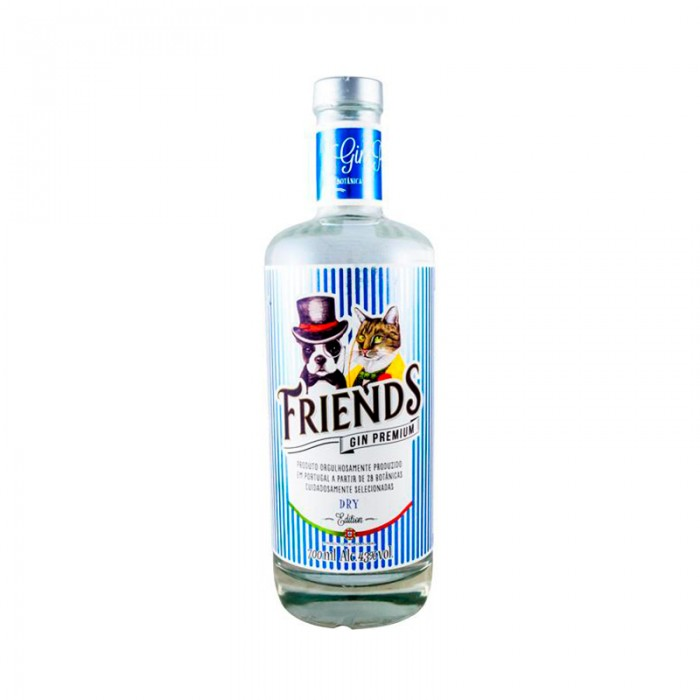 GIN FRIENDS DRY