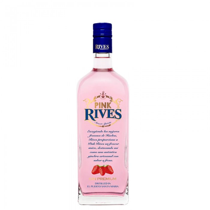 PINK RIVES GIN