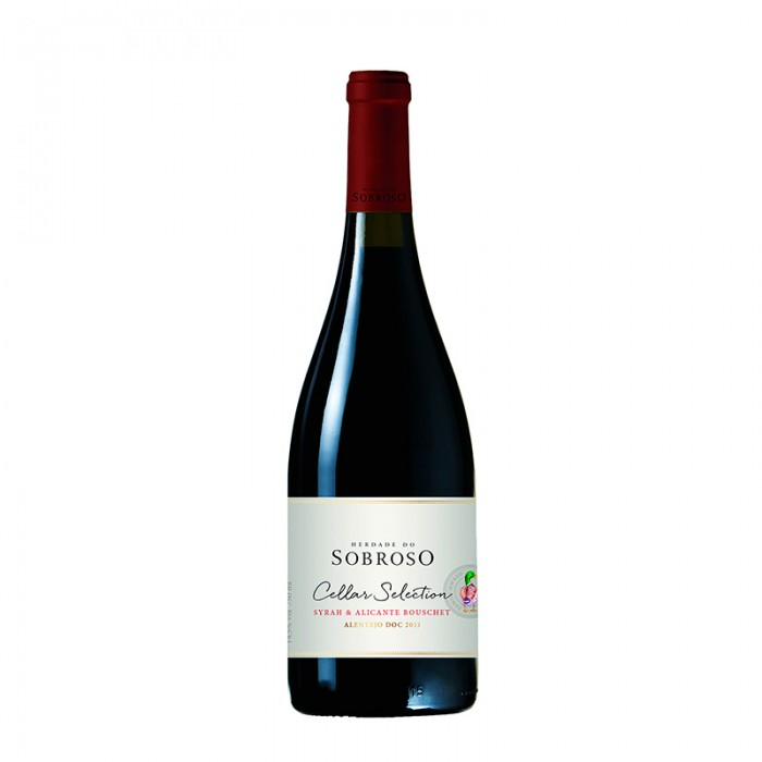 HERDADE DO SOBROSO CELLAR SELECTION RED