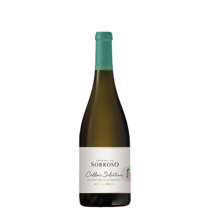 HERDADE DO SOBROSO CELLAR SELECTION WHITE WINE