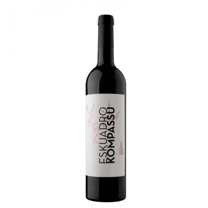 ESKUADRO & KOMPASSU RED WINE