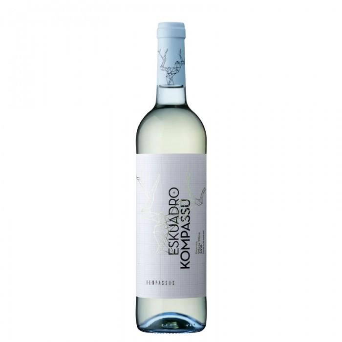 ESKUADRO & KOMPASSU WHITE WINE