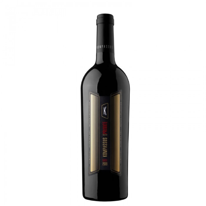 KOMPASSUS PRIVATE COLLECTION RED WINE 2011