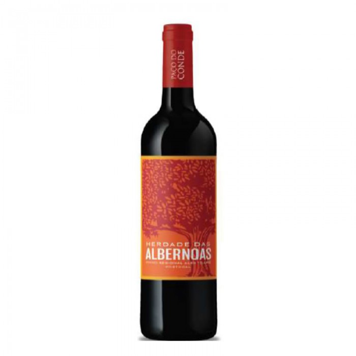 HERDADE DAS ALBERNOAS RED WINE